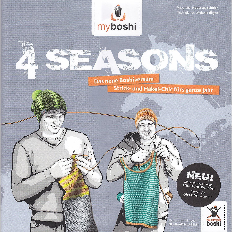Buchrezension Myboshi 4 Seasons Mama Mal 3