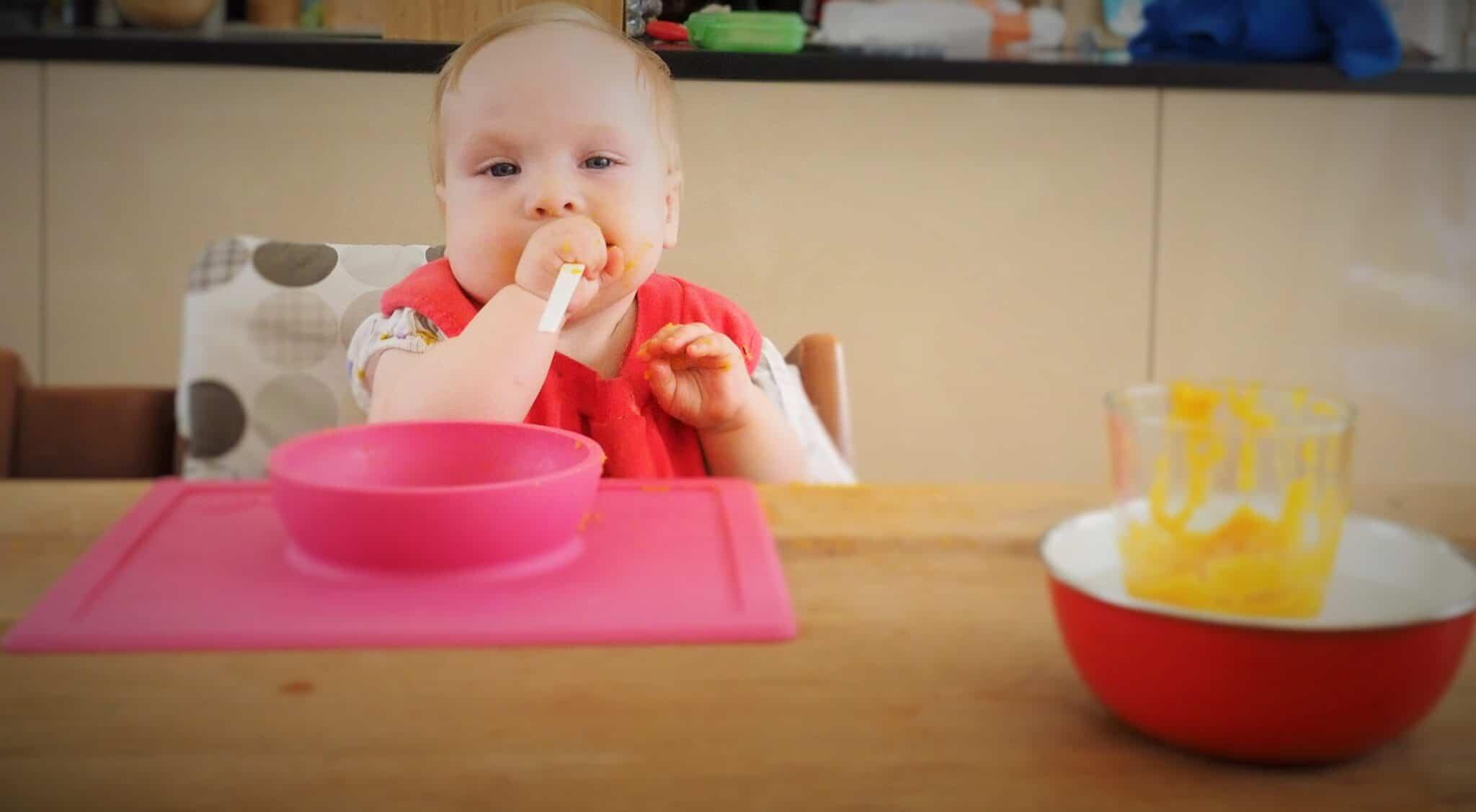 Baby Vor Oder Nach Dem Essen Baden